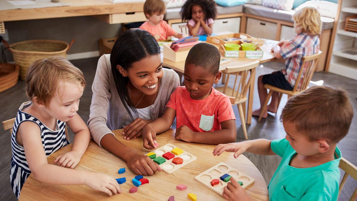 7 Tips On Choosing a Kindergarten for your kid